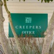 Creepers sign